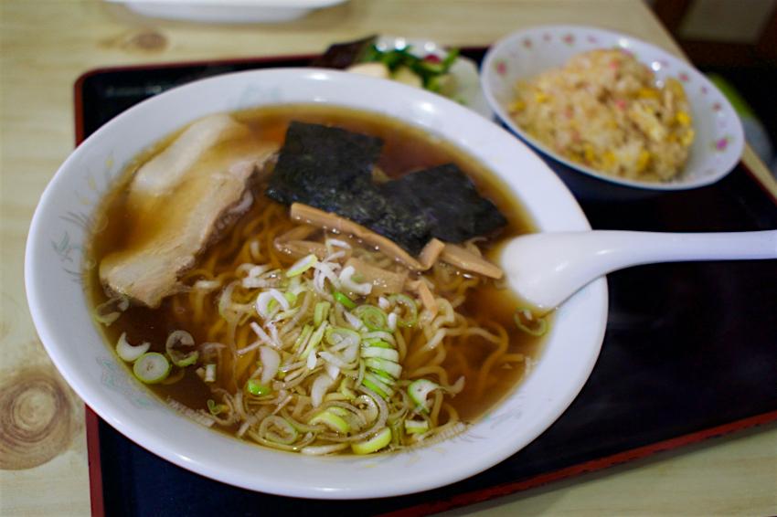 中華食堂やまと@さくら市喜連川 チャーハンセット