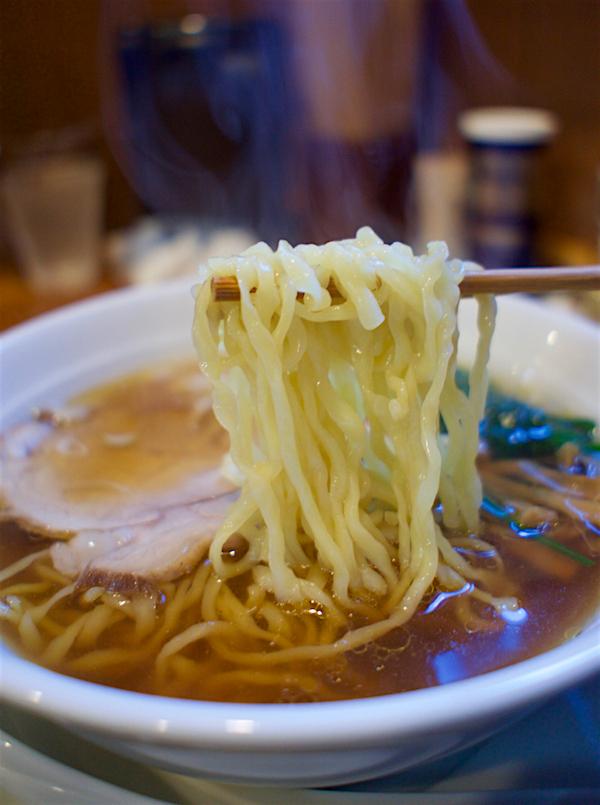 中華蕎麦しのざき@宇都宮市清原台 中華そば2