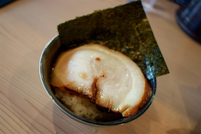 麺家くわんと@宇都宮市宮の内 Andy特製チャーシュー丼