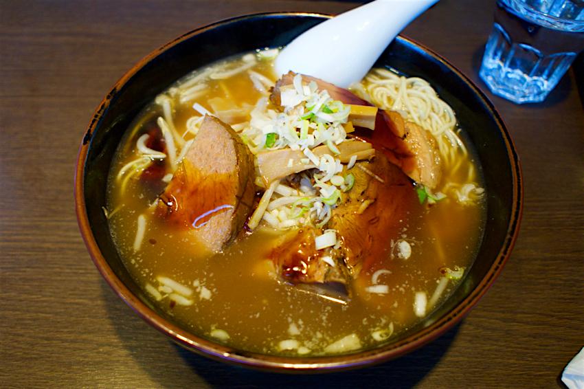二代目 山本さん家@宇都宮市鶴田町 肉肉肉麺1