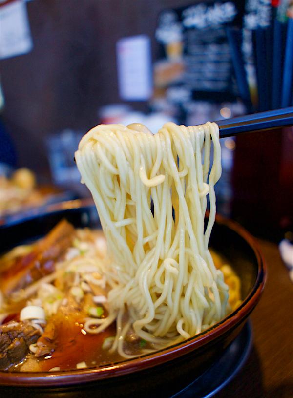 二代目 山本さん家@宇都宮市鶴田町 肉肉肉麺2