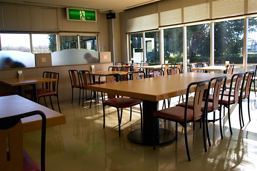 免許センターレストラン@鹿沼市下石川 店内2