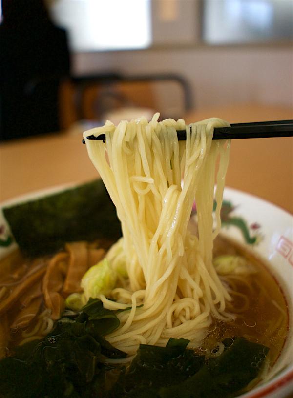 免許センターレストラン@鹿沼市下石川 ラーメン2