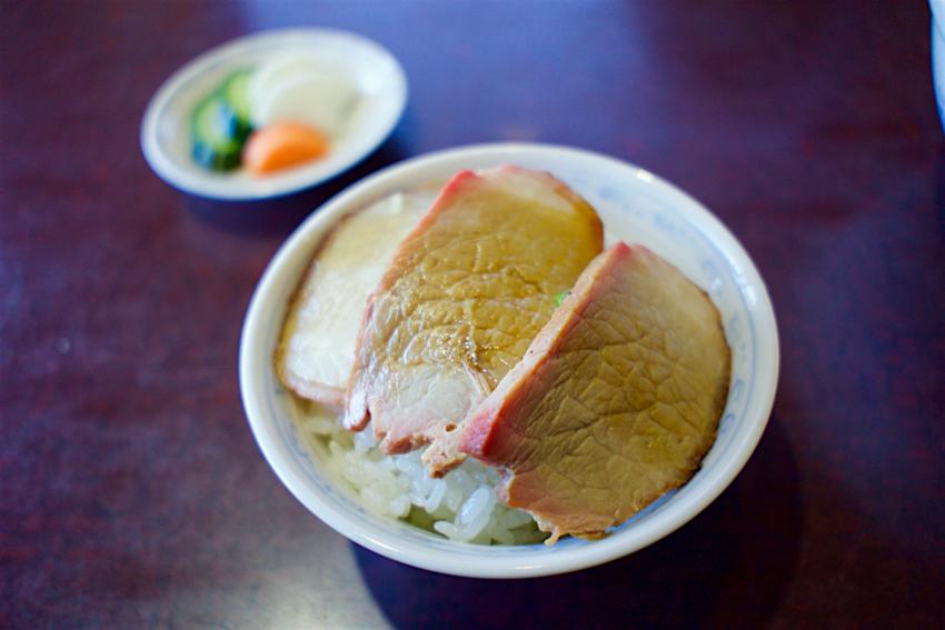 翠香楼@さくら市馬場 Andy特製チャーシュー丼
