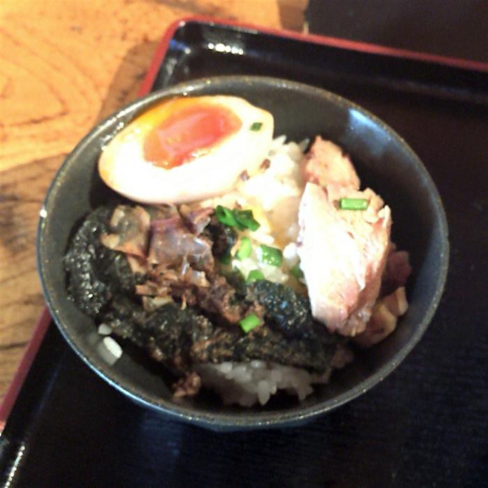 竹風 TIKU-FU @上三川町しらさぎ Andy特製お楽しみ丼