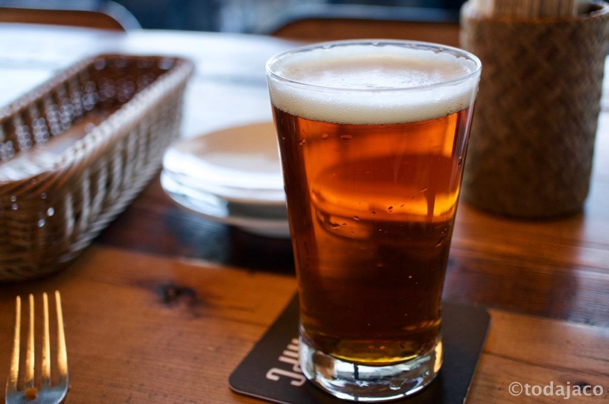 トナカイブラウンコーヒー(南信州ビール)