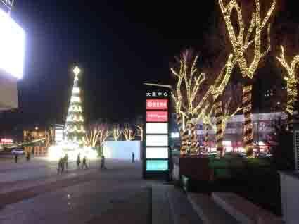 大連クリスマス