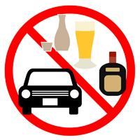 飲酒運転のロゴ