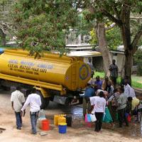 飲料水の供給
