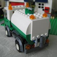 レゴのバキュームカー