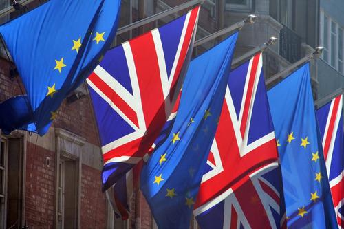 イギリス EU