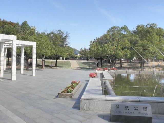芦原公園 箕面市1611