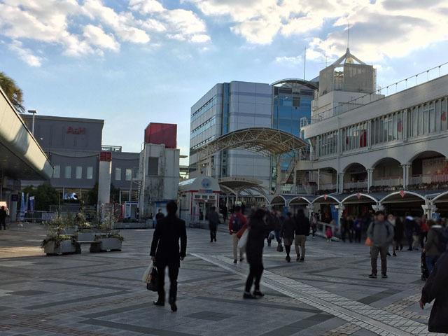 千里中央駅1612