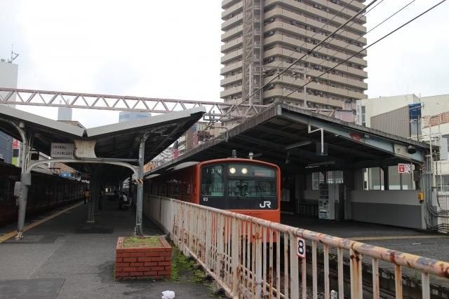 大阪環状線1612