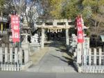 利倉春日神社 初詣 2017