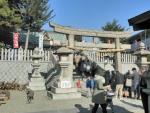 若宮住吉神社 初詣2017 (2)