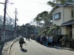 熊野田八坂神社 初詣 2017 (3)