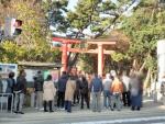 豊中稲荷神社 初詣 2017 (2)