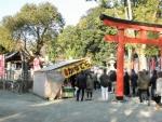 豊中稲荷神社 初詣 2017 (1)