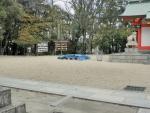 長興寺住吉神社1701とんど (1)