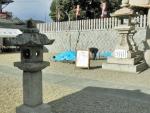 若美住吉神社1701とんど (3)