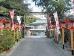 服部住吉神社1701とんど (2)