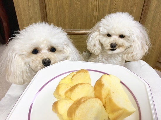 リベンジ 米粉パンケーキ2