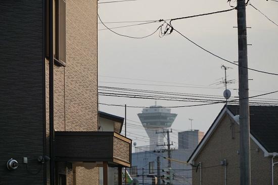 お家から五稜郭タワーと函館山が見えるのって素敵なこと1