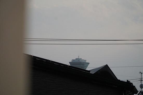 お家から五稜郭タワーと函館山が見えるのって素敵なこと2
