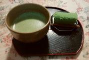 お茶の時間にPOP4