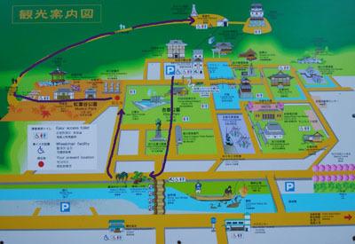 0116 城山散歩コース