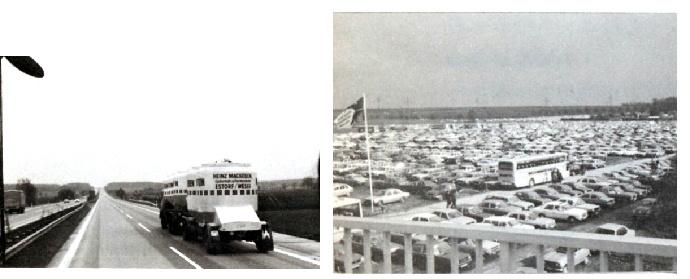 呉越会 欧州1979年