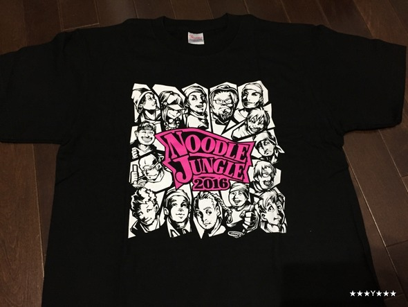 NJTシャツ