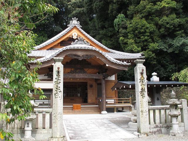 50番繁多寺大師堂