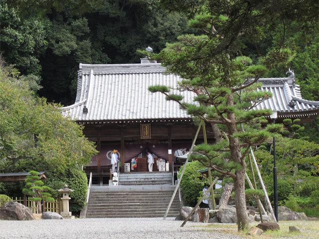 50番繁多寺本堂