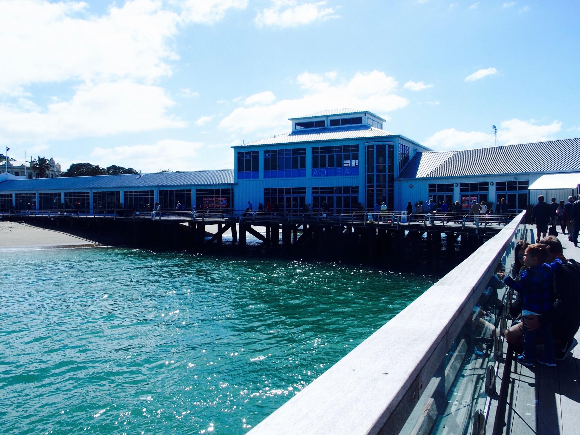 デボンポート港