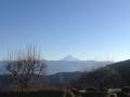 ふふさんからの富士山2017/01/01