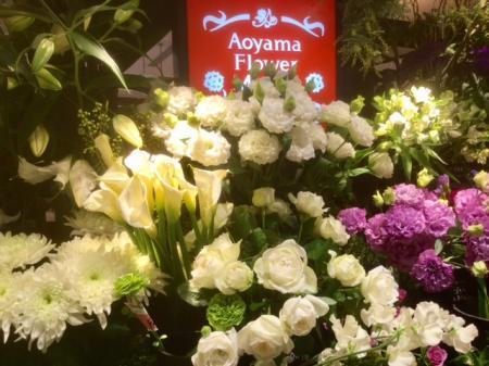 S20170116青山フローリスト白の花