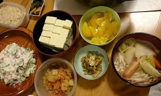 豆腐後入れ鍋