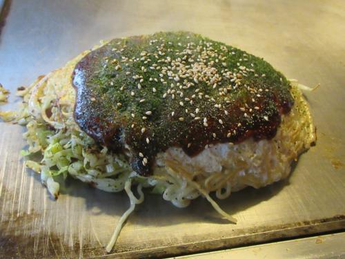 広島焼(豚たま)