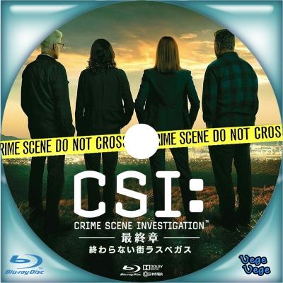 CSI:科学捜査班-最終章- 終わらない街ラスベガス B