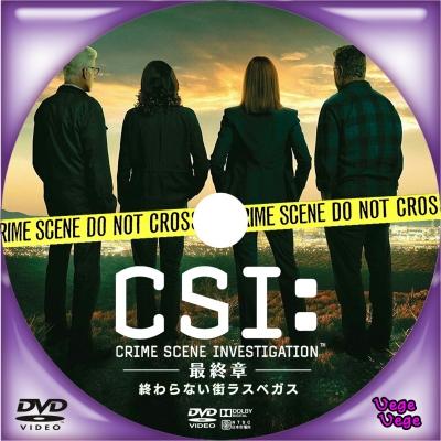 CSI:科学捜査班-最終章- 終わらない街ラスベガス D