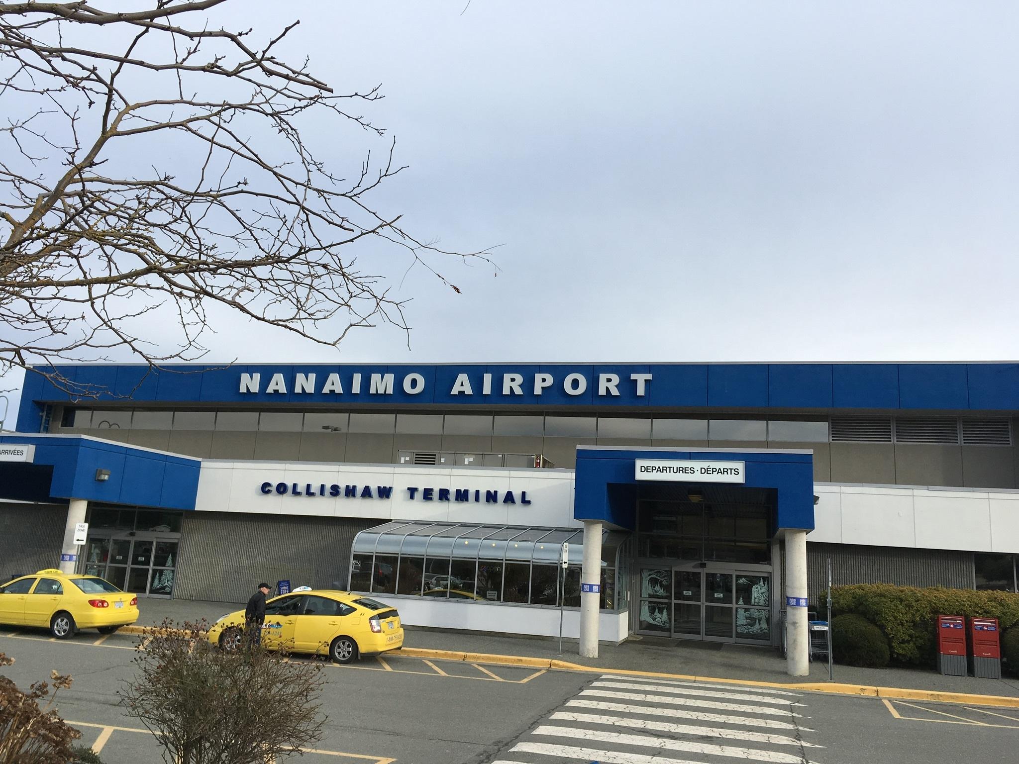 ナナイモ空港