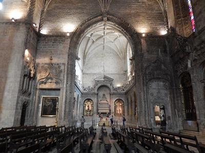 ジェロニモス修道院聖堂