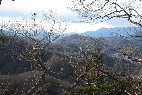 滝子山から三つ峠