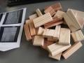 木のブロック③