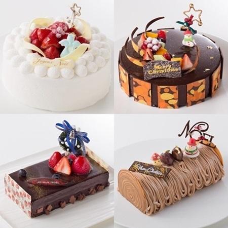 FB クリスマスケーキ