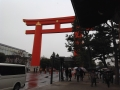 雨の京都1
