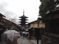 雨の京都5