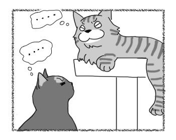 羊の国のビッグフット「犬も食わない・・・?」3